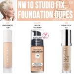 MAC NW10 Studio Fix Fluid Foundation Dupes