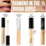 MAC Diamond In The Rough Lipglass Dupes [Disney Aladdin Collection]