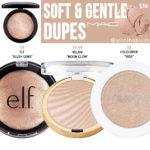 MAC Soft & Gentle Mineralize Skinfinish Dupes