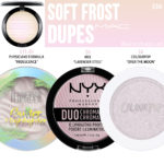 MAC Soft Frost Extra Dimension Skinfinish Highlighter Dupes