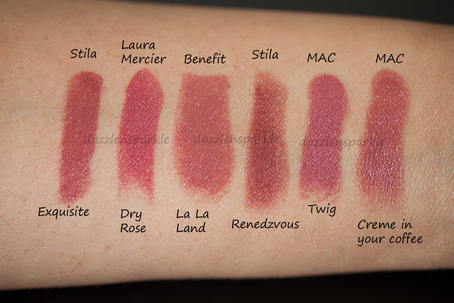 Mac Creme In Your Coffee Lipstick Dupes All In The Blush