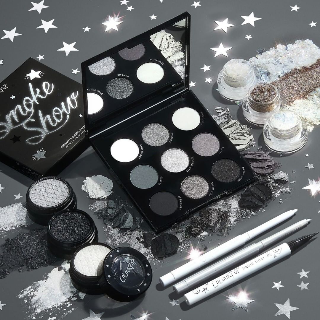 NEW by Colourpop: The Smoke Show Collection