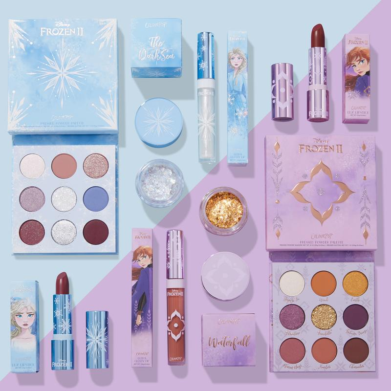 NEW by Colourpop: The Disney Frozen II Collection