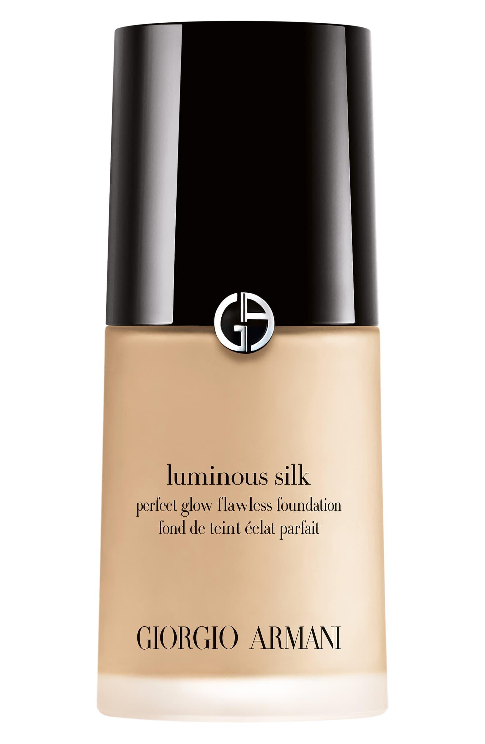 Armani Beauty 4 Luminous Silk Foundation Dupes