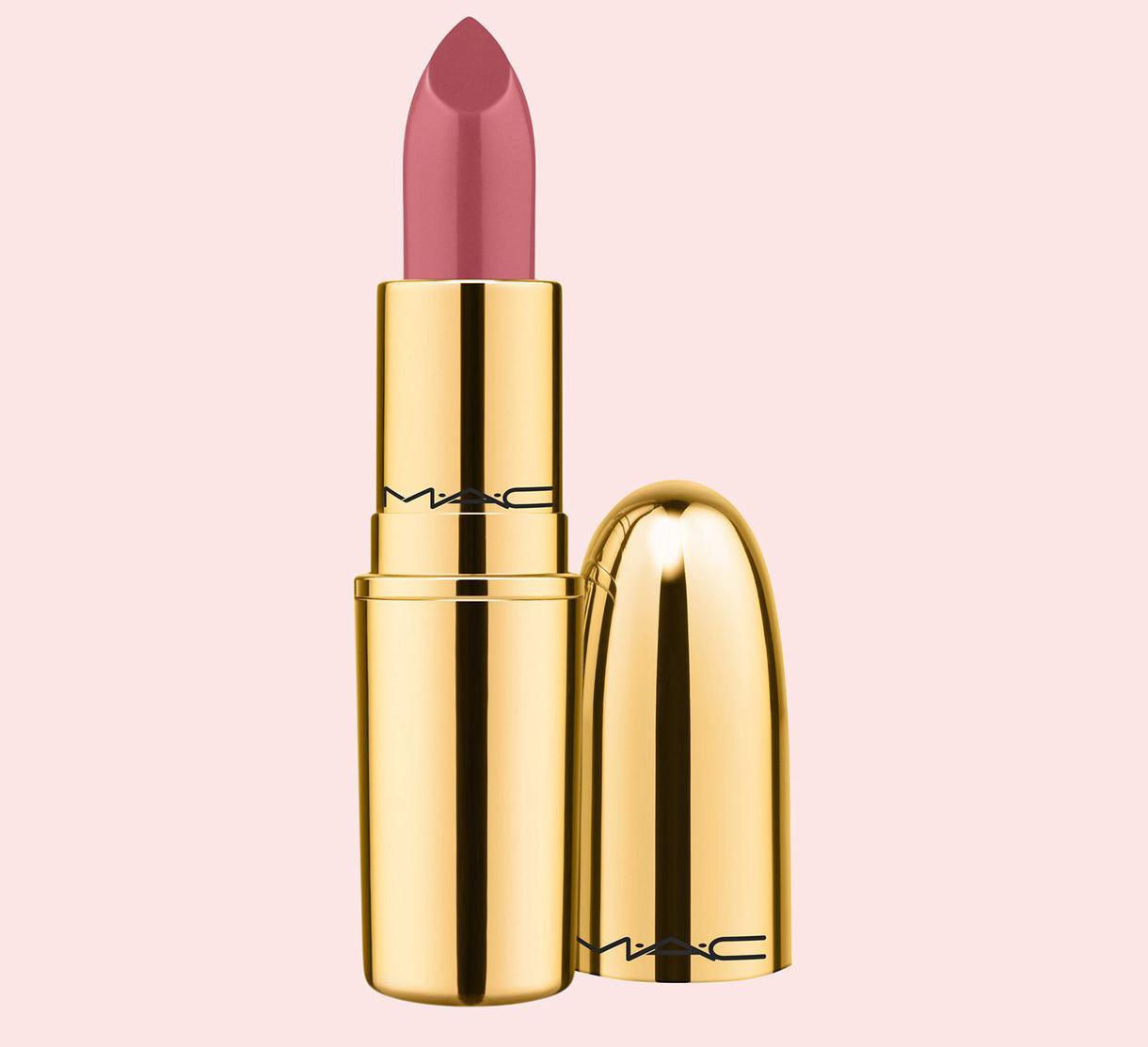 MAC Rosy McMichael Lipstick Dupes