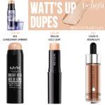 Benefit Watt's Up Cream Highlighter Dupes