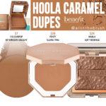 Benefit Hoola Caramel Matte Bronzer Dupes