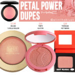 MAC Petal Power Mineralize Blush Dupes