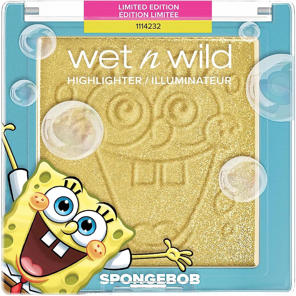 Wet N Wild Spongebob Highlighter Dupes